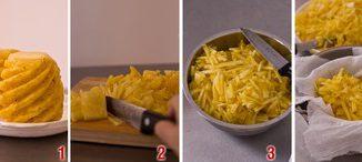 Cách làm bánh dứa nướng giòn thơm 11