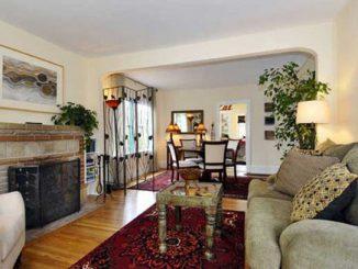 Trang trí phòng khách có màu sắc hợp về phong thủy, đẹp về thẩm mỹ 12