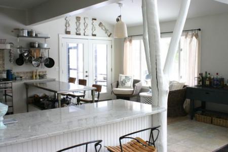 Mang không khí của thiên nhiên vào trong nhà