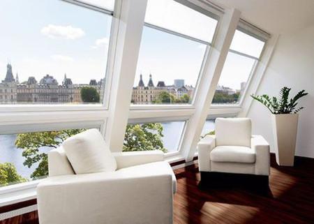 Cửa sổ với không gian thú vị cho ngôi nhà