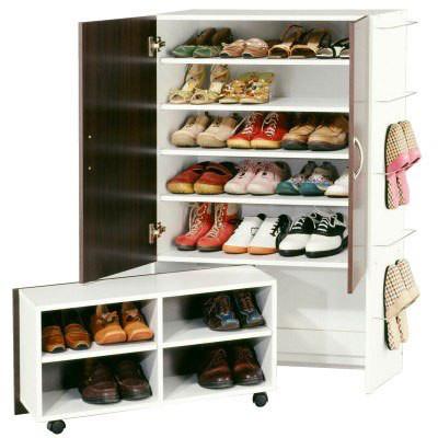 Cách bài trí tủ giày hợp phong thủy