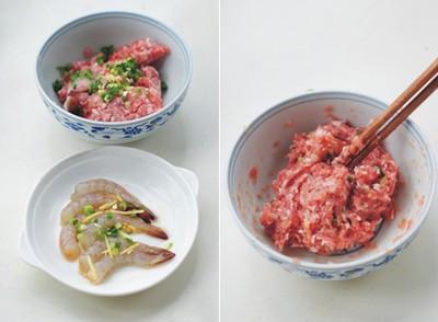 Cách làm trứng cút hấp tôm thịt lạ miệng