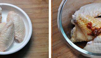 Cánh gà chiên gạo rang thơm giòn khó cưỡng 10