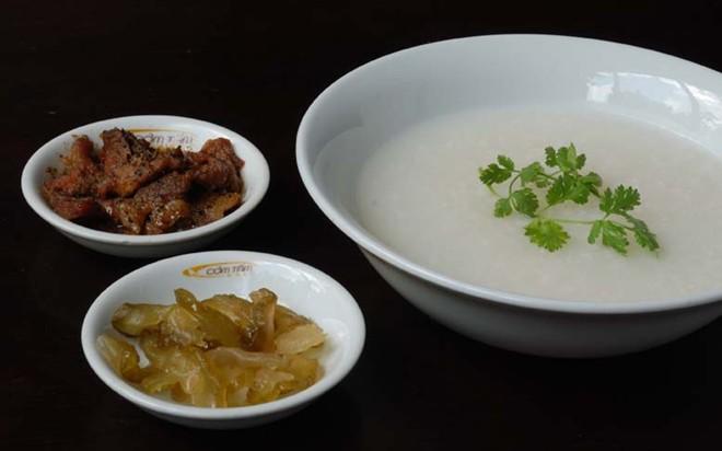 5 món cháo ngon cho ngày thu Sài Gòn