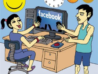 """Ba lí do facebook đang """"giết"""" hôn nhân của bạn 4"""