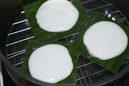 Cách làm bánh dày giò siêu tốc cho bữa sáng thêm ngon