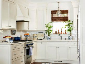 Mẹo giúp căn bếp của bạn trông rộng rãi và tươi mới hơn 12