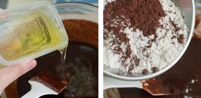 Cách làm bánh chocolate phô mai cho Valentine ngọt ngào