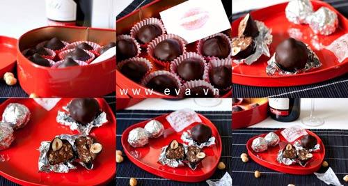 Hướng dẫn cách làm kẹo socola cực dễ mà đẹp mắt ngon miệng
