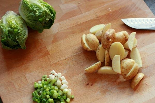 Cách làm Salad gà kiểu Pháp