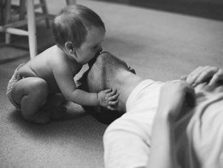 Khi những ông bố trẻ chưa sẵn sàng cho việc có con... 7