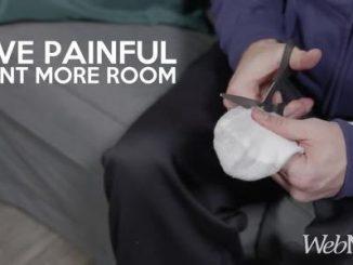 Mẹo giảm đau nhức cho người bệnh gút 1