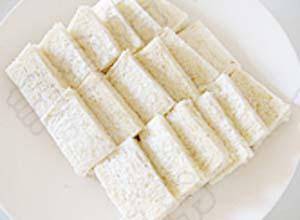 Hướng dẫn làm món bánh mỳ rán 7