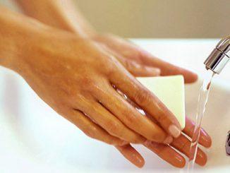 Quy trình rửa tay đúng cách để phòng bệnh 18