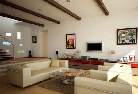 Mang lại sự ấm cúng cho căn phòng với đồ trang trí bằng gỗ