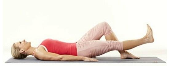 4 động tác chuyên dụng trị đau thắt lưng hiệu quả