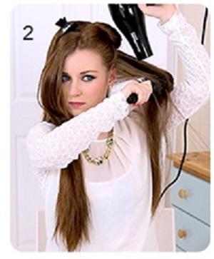 3 cách sấy tóc đẹp bồng bềnh tự nhiên đẹp hơn salon