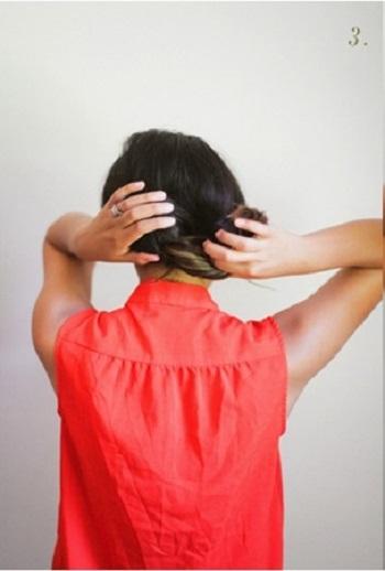 Khéo tay làm 3 kiểu tóc đẹp, cá tính cho cô nàng tóc dài