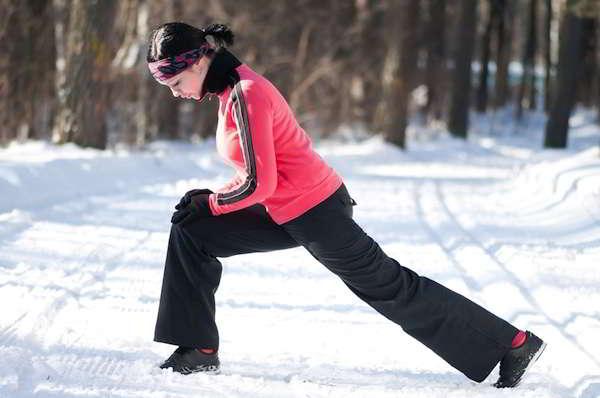 4 mẹo hay giúp giữ dáng trong ngày đông lạnh