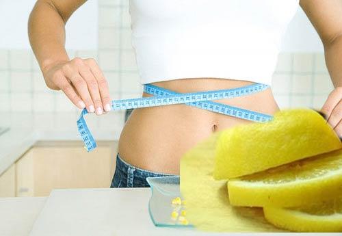 Tuyệt chiêu giảm mỡ bụng bằng chanh hiệu quả nhất