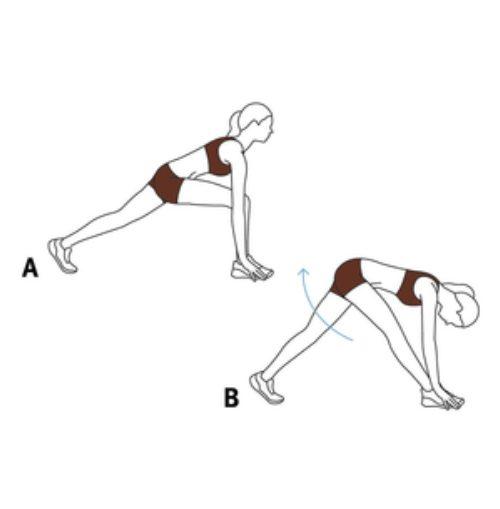 Bài tập kéo dãn cho cơ thể năng động đón tuần mới 8