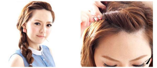 3 kiểu tóc tết khiến bạn xinh như tiểu thư ngày Tết
