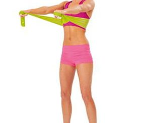 """5 động tác thể dục giúp chị em có """"vòng 1"""" săn chắc 13"""