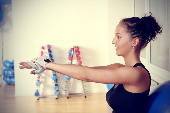 4 cách giảm béo ở cánh tay cho chị em