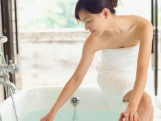 Giảm béo nhờ tắm nước ấm 18
