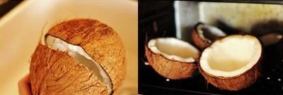Tự làm nước cốt dừa thơm ngon