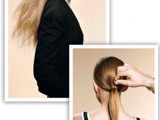 3 cách biến tấu sang trọng hợp ngày thu cho mái tóc dài 18
