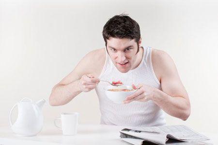 Thực đơn ăn kiêng cân bằng dưỡng chất cho nam giới