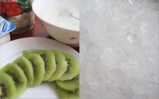 Cách làm Mocktail trái cây  xanh