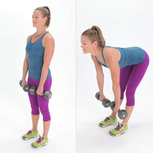 Những bài tập hiệu quả cho đôi chân săn chắc
