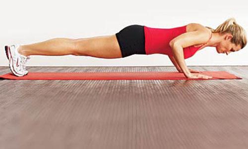 5 bài tập thể dục các bạn gái nên tập hàng ngày