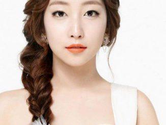 Hướng dẫn làm các kiểu tóc cô dâu đẹp nhất của Hàn Quốc 18