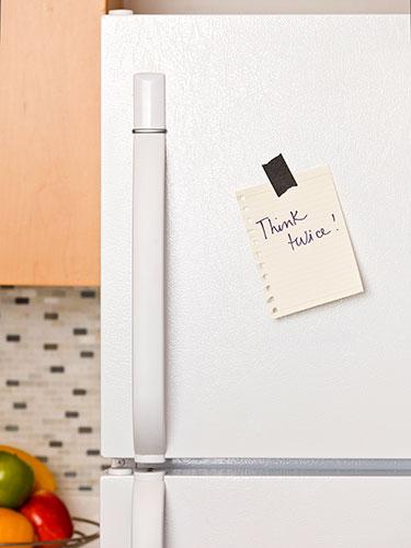 Cách giảm cân bất ngờ nhờ... tủ lạnh