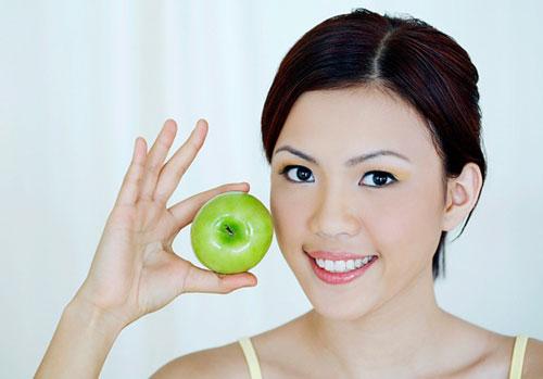 Cách giảm cân bằng táo trong 3 ngày