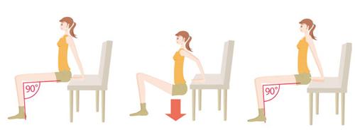 Cách làm giảm mỡ bụng nhanh nhất ngay tại công sở