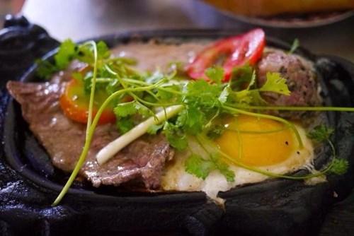 Bữa sáng bổ dưỡng với cách làm bò né ngon ngất ngây