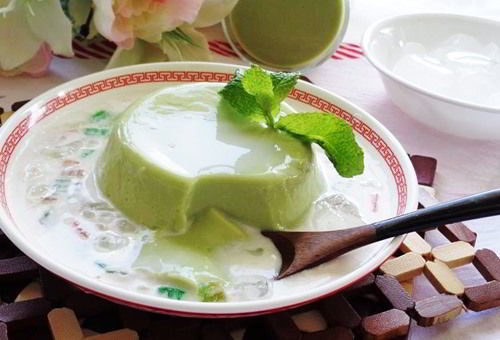 Tự làm chè bơ tươi ngon, ăn một lần là nhớ mãi
