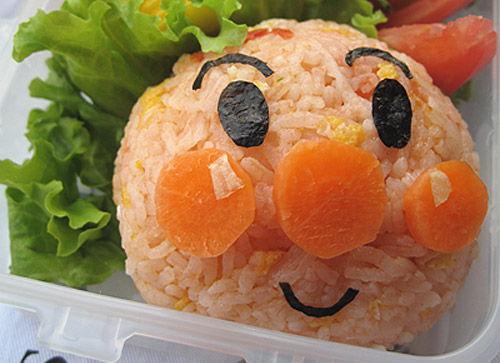 Cách làm cơm hộp bento cực ngộ nghĩnh cho bữa trưa