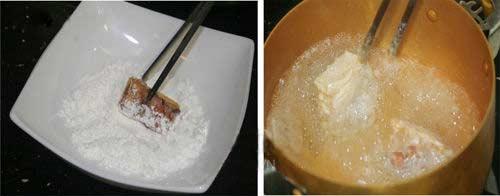 Cách làm gà rang muối ngon giòn khó cưỡng
