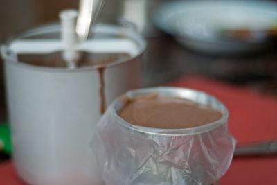 Cách làm kem nướng xốp mềm cực lạ để thưởng thức
