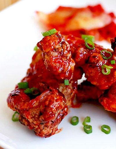 Cách làm món gà rán cay xè kiểu Hàn cực ngon miệng