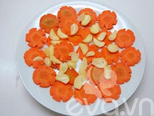 Cách làm rau muống ngâm chua ngọt ăn mãi không chán