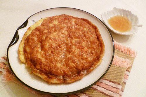 Cách làm trứng chiên tôm nhanh gọn mà đủ chất cho bữa cơm