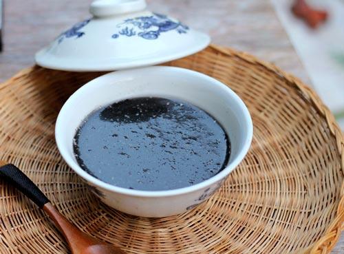 Cách nấu chè mè đen ngon, bổ và tốt cho tiêu hóa