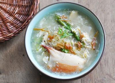 Cách nấu súp cua cho bé ăn vào khỏi ốm ngay lập tức 8