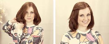 Cách tạo kiểu tóc bob ngang vai cho nàng thêm xinh